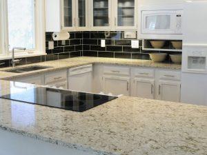 restored granite countertop